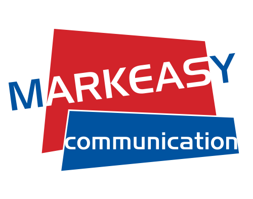 Logo Markeasy  Communication